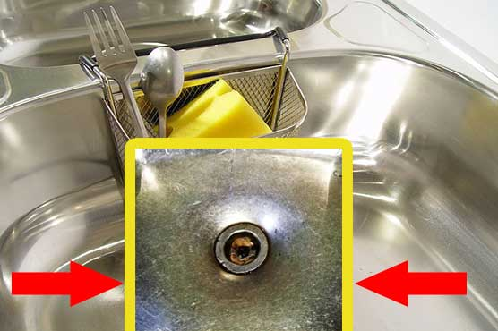 Ways to Remove Scratches from Stainless Steel Sinks