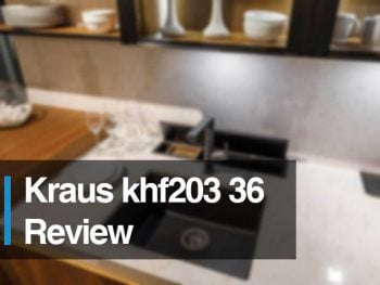 Kraus khf203 36 review