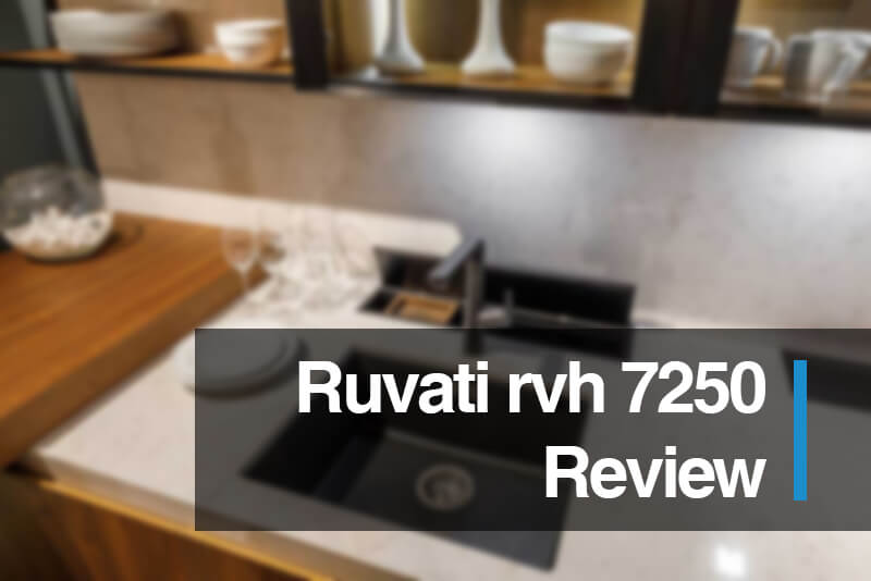 Ruvati RVH 7250 review