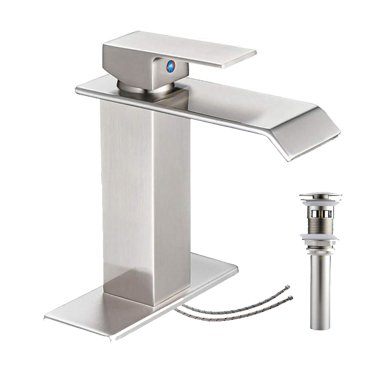 Homevacious Single Hole Bathroom Faucet