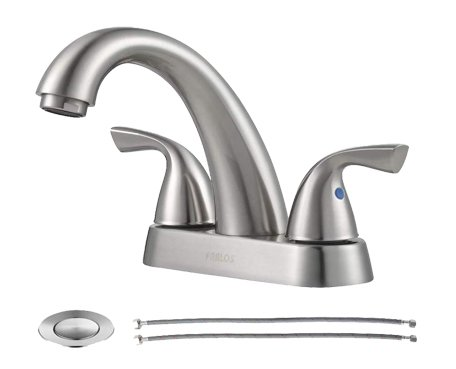 PARLOS Deck Mounted Bathroom Faucet