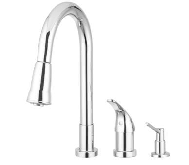 Pacific Bay Grandview kitchen faucet