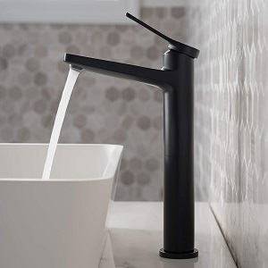Kraus Indy Single Handle Vessel Faucet for Bathroom