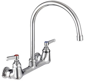 MSTJRY Wall Mount Sink Faucet