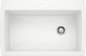 Blanco Diamond Super Single Bowl SILGRANIT Kitchen Sink