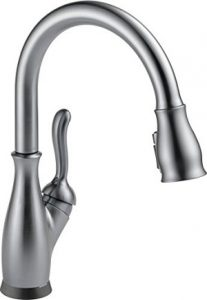 Delta Leland pull-down Touch2O Kitchen Faucet