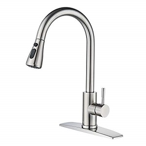 FORIOUS Pulldown kitchen Faucet