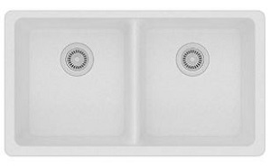 Elkay Double Bowl Quartz Sink
