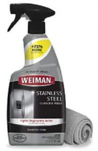 Weiman Stainless Steel Sink Cleaner Reviews