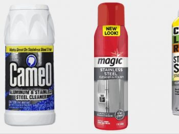best cleaner for stainless steel